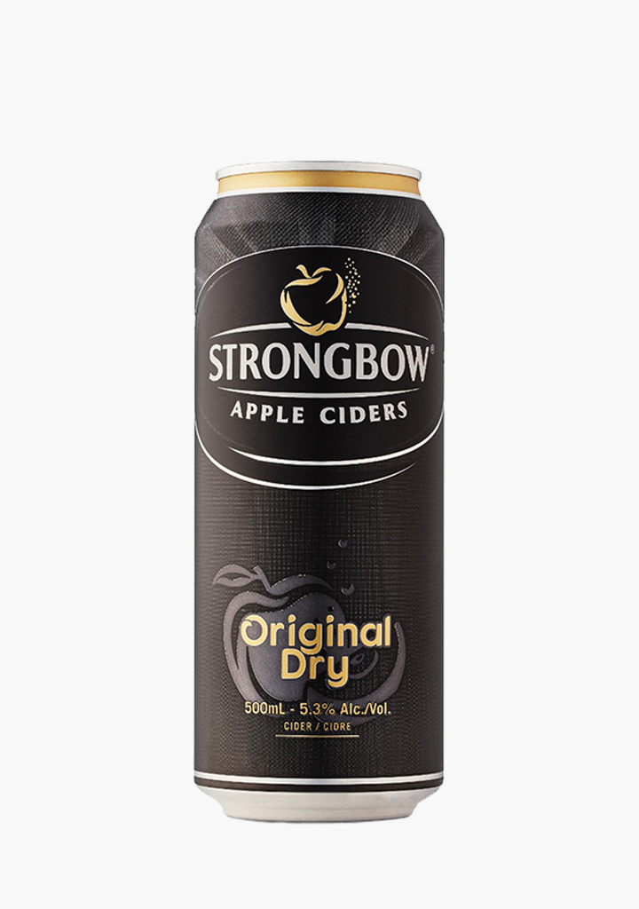 Strongbow Cider Can